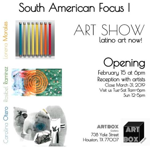 South American Focus I